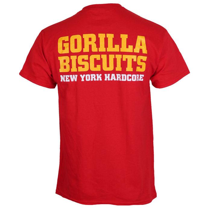tričko pánské Gorilla Biscuits - Hold Your Ground - KINGS ROAD