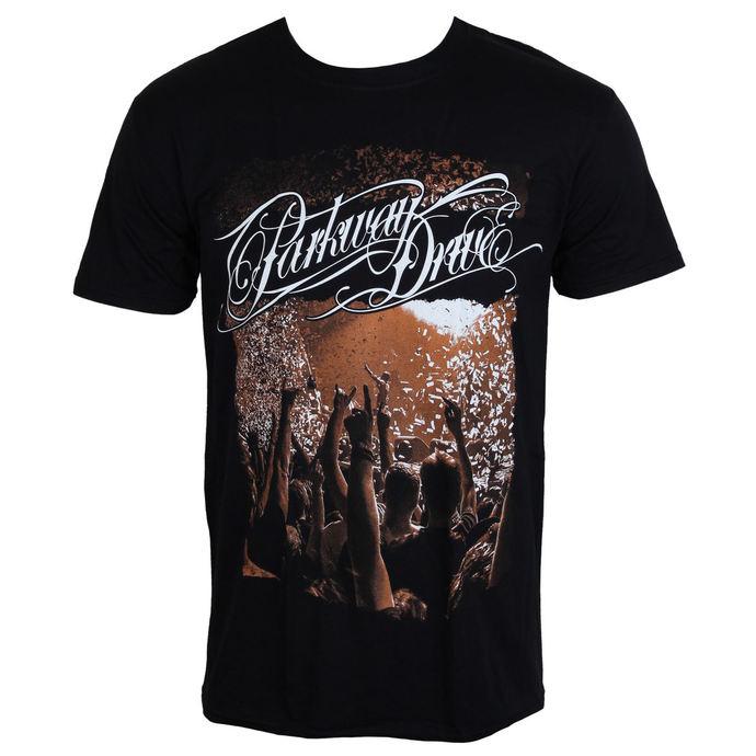 tričko pánské Parkway Drive - Live Pic - KINGS ROAD