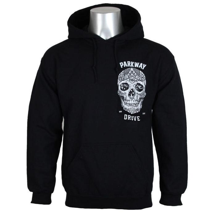 mikina pánská Parkway Drive - Skull - KINGS ROAD