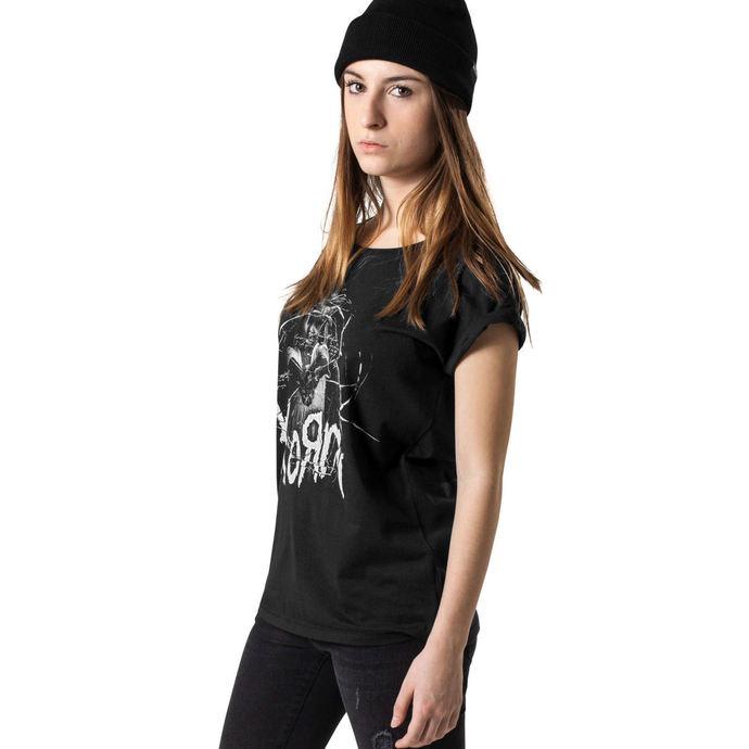 tričko dámské Korn - Cracked Glass