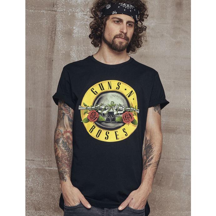 tričko pánské Guns N' Roses - Logo