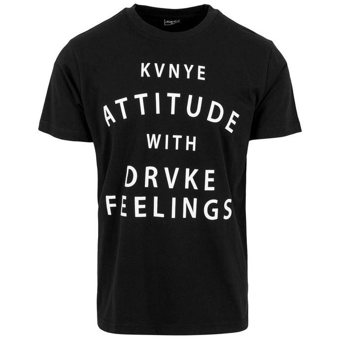tričko pánské Attitude and Feelings