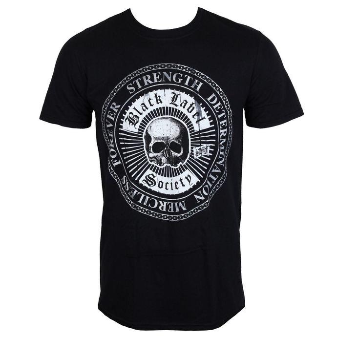 tričko pánské BLACK LABEL SOCIETY - STRENGTH - PLASTIC HEAD