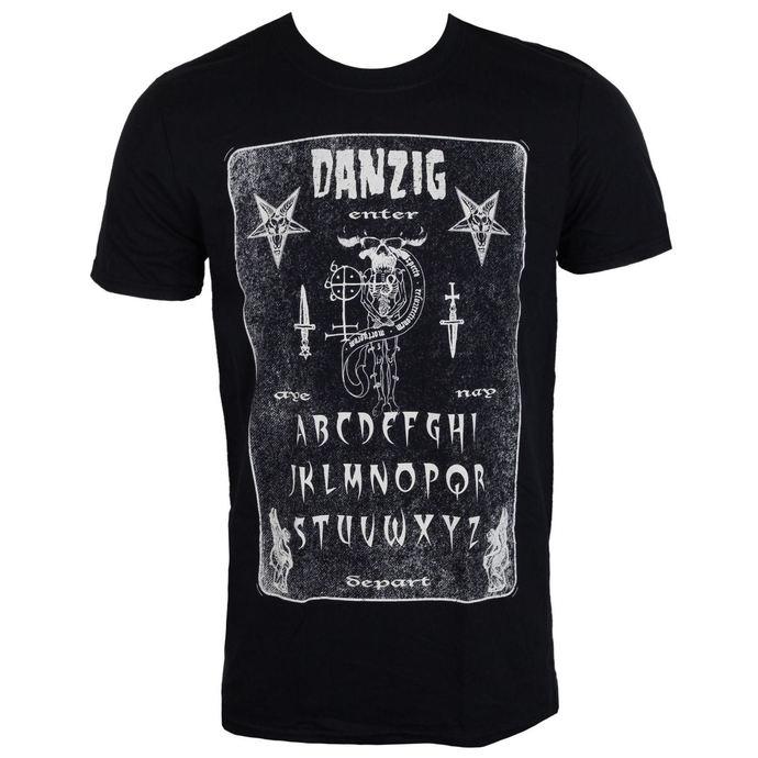 tričko pánské DANZIG - OUIJA BOARD - PLASTIC HEAD