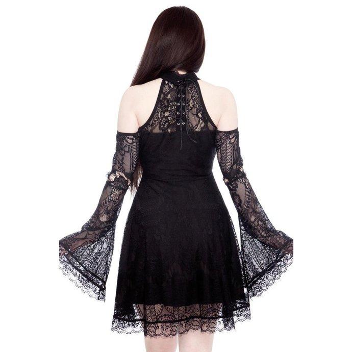 šaty dámské KILLSTAR - Bella Morte My Maiden - Black