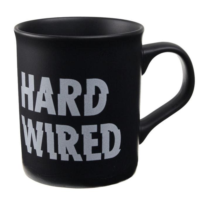 hrnek Metallica - M Hardwired Matte - Black