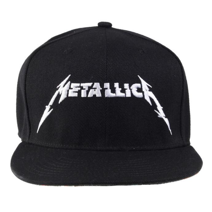 kšiltovka Metallica - Hardwired - Black