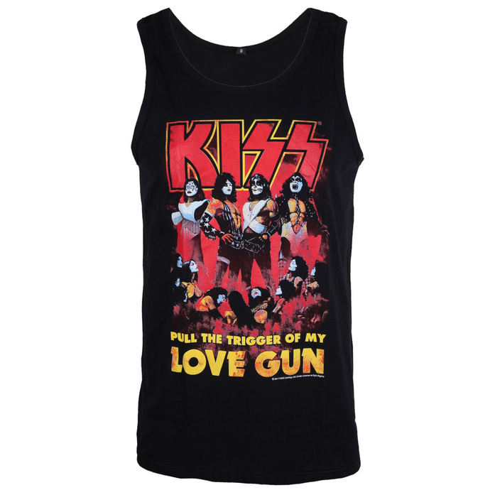 tílko pánské Kiss - Love Gun - LOW FREQUENCY