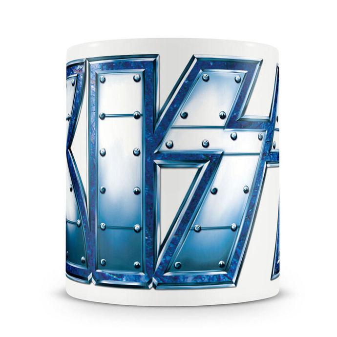 hrnek KISS - Metal Logo - HYBRIS