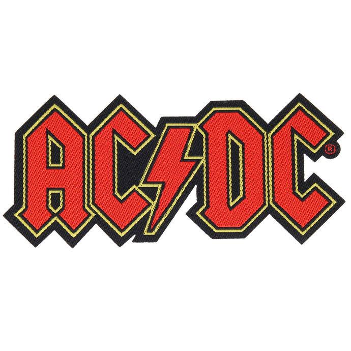 nášivka AC/DC - LOGO CUT-OUT - RAZAMATAZ