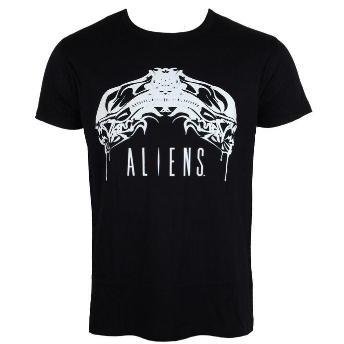 tričko pánské Alien - Tribal Queen - Glow In The Dark
