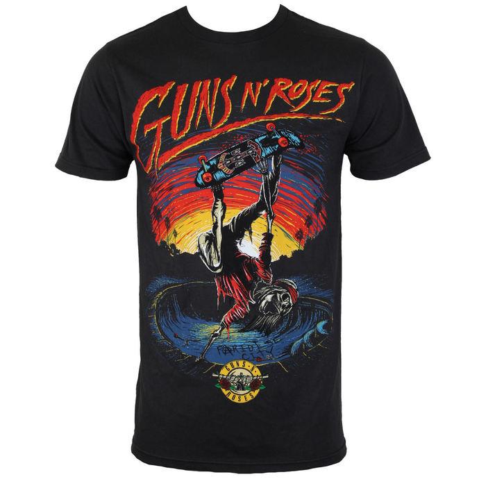 tričko pánské Guns N' Roses - SKATE NODATE - BRAVADO