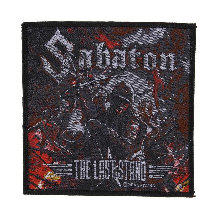 nášivka SABATON - THE LAST STAND - RAZAMATAZ
