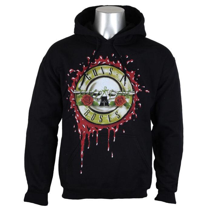 mikina pánská Guns N' Roses - Bloody Bullt - BRAVADO