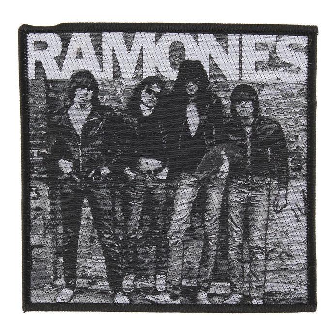 nášivka RAMONES - RAMONES 78 - RAZAMATAZ
