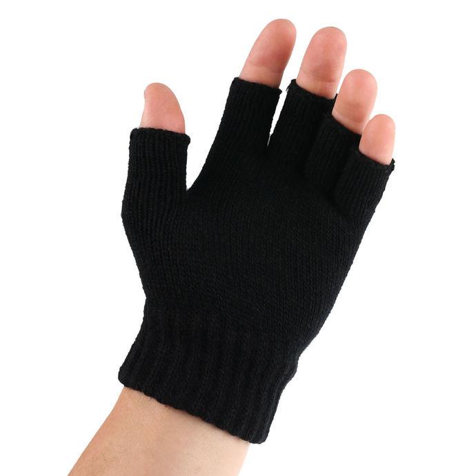 rukavice IRON MAIDEN - LOGO - RAZAMATAZ
