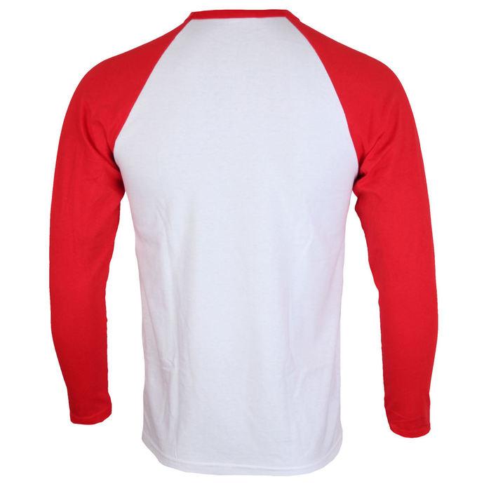 tričko pánské s dlouhým rukávem SUICIDAL ANGELS - Bloody Logo - MASSACRE RECORDS
