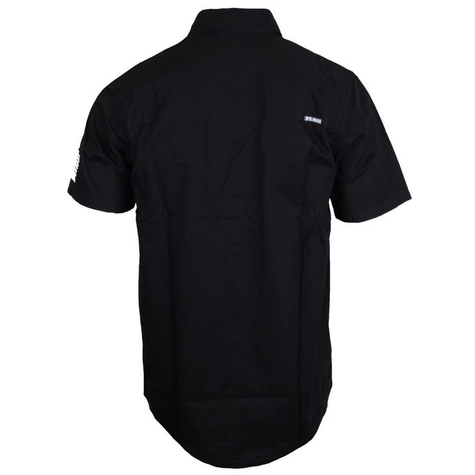 košile pánská METAL MULISHA - PITS - BLK