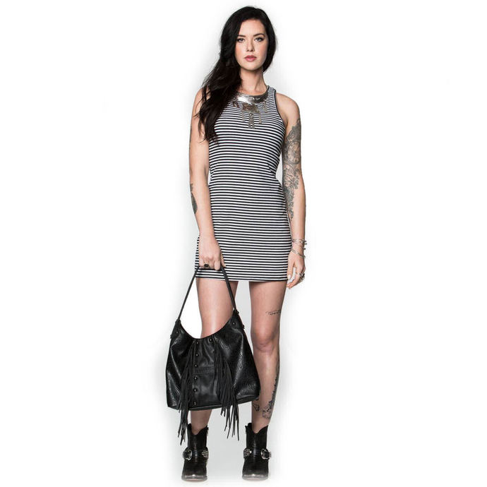 šaty dámské METAL MULISHA - BACKSTAGE - BLW