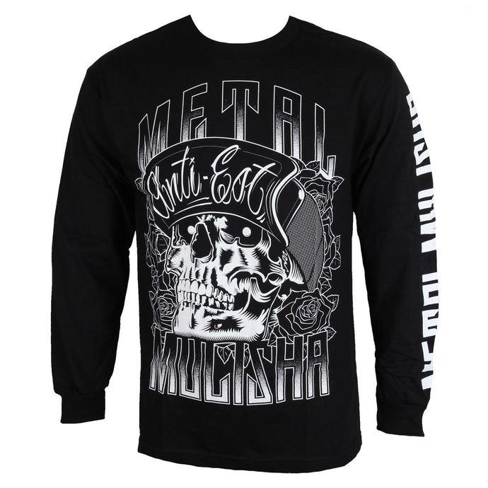 tričko pánské METAL MULISHA - WOODCUT - BLK