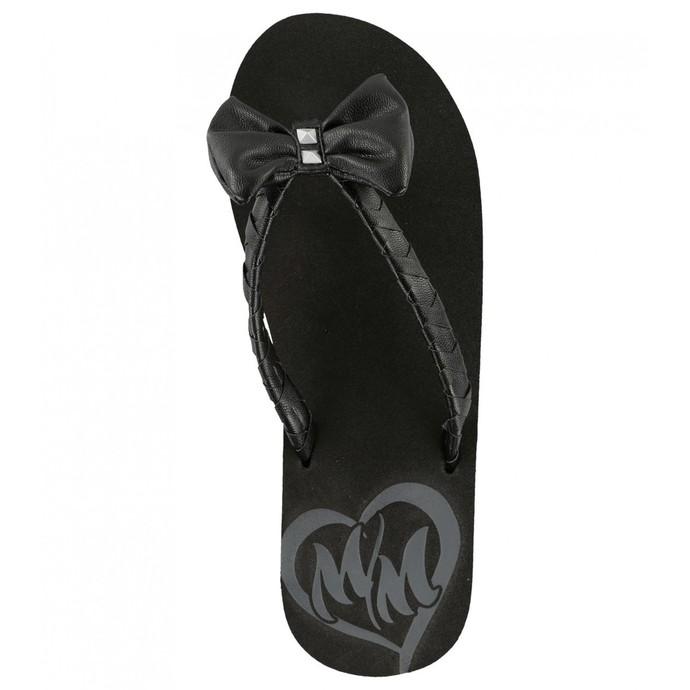 sandály dámské (žabky) METAL MULISHA - DESIRE - BLK