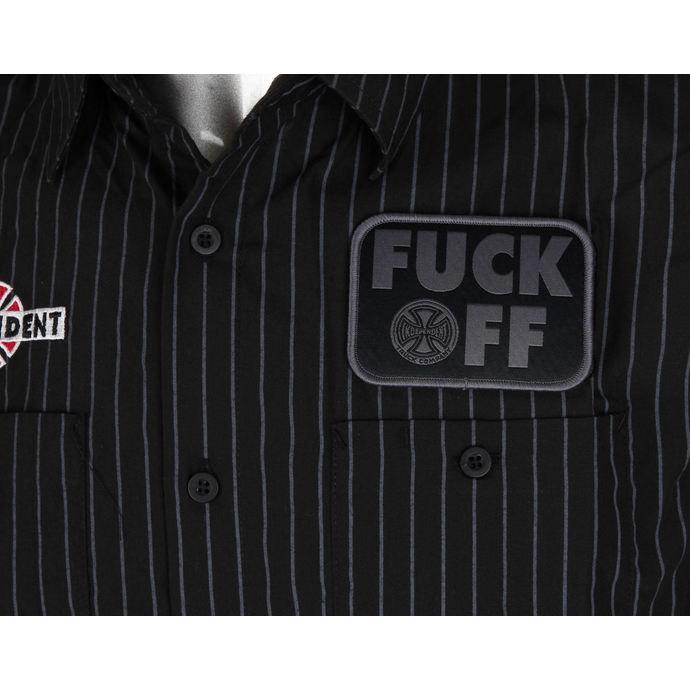 košile pánská INDEPENDENT - F.O. Black
