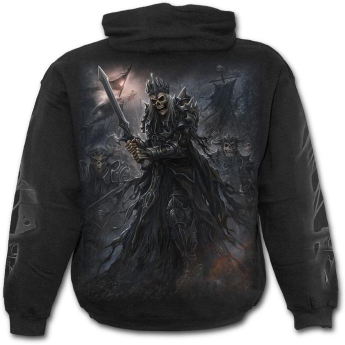 mikina pánská SPIRAL - DEATH'S ARMY - Black