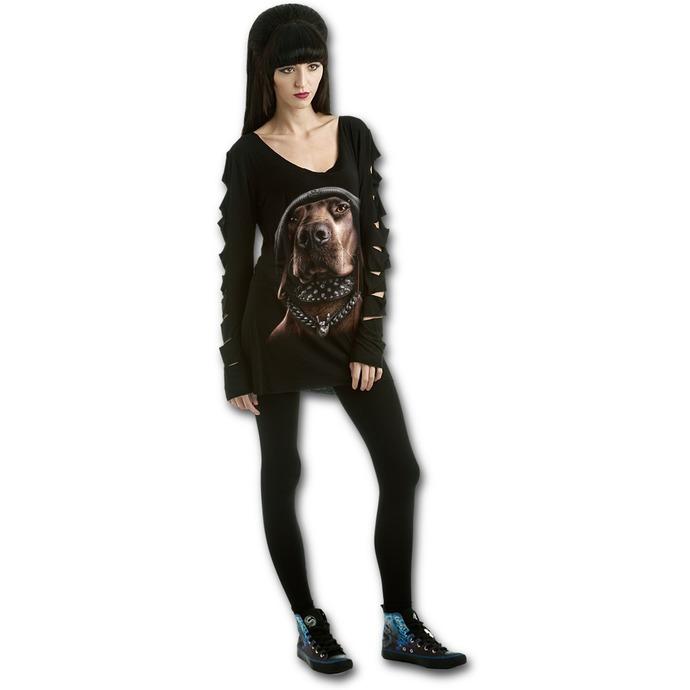 tričko dámské s dlouhým rukávem SPIRAL - DAWG
