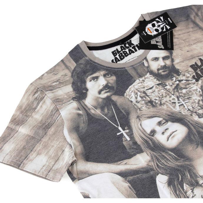 tričko Black Sabbath