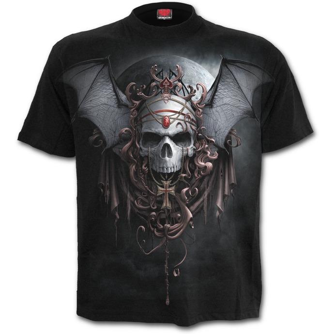 tričko pánské SPIRAL - GOTH NIGHTS - Black
