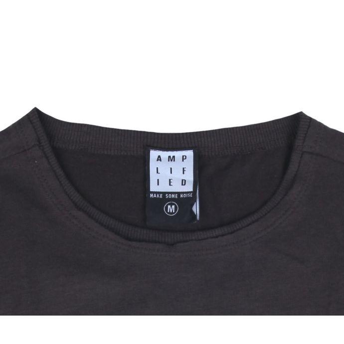 tričko pánské AMPLIFIED - DAVID BOWIE - LOGO