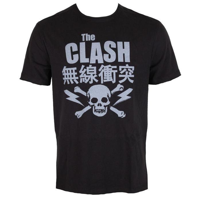 tričko pánské AMPLIFIED - THE CLASH BOLT