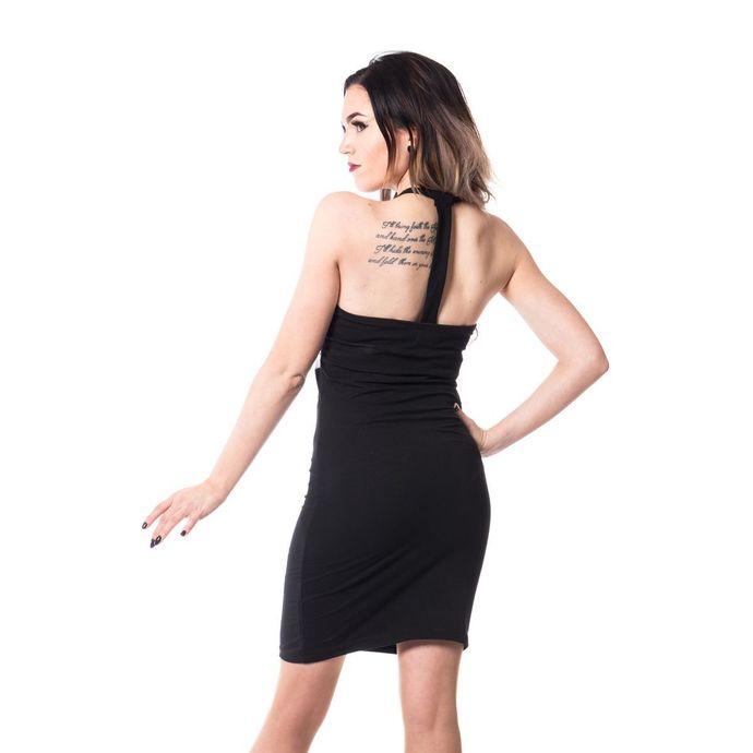 šaty dámské Innocent - KALI - BLACK