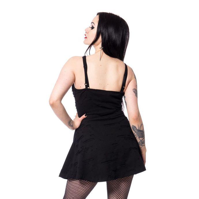 šaty dámské Heartless - MAI - BLACK