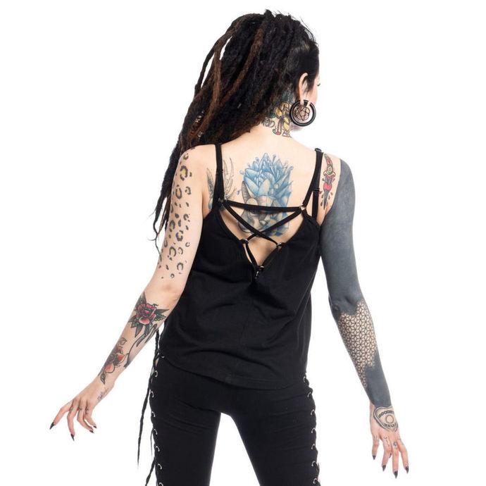 tílko dámské HEARTLESS - ANTI LOVE - BLACK