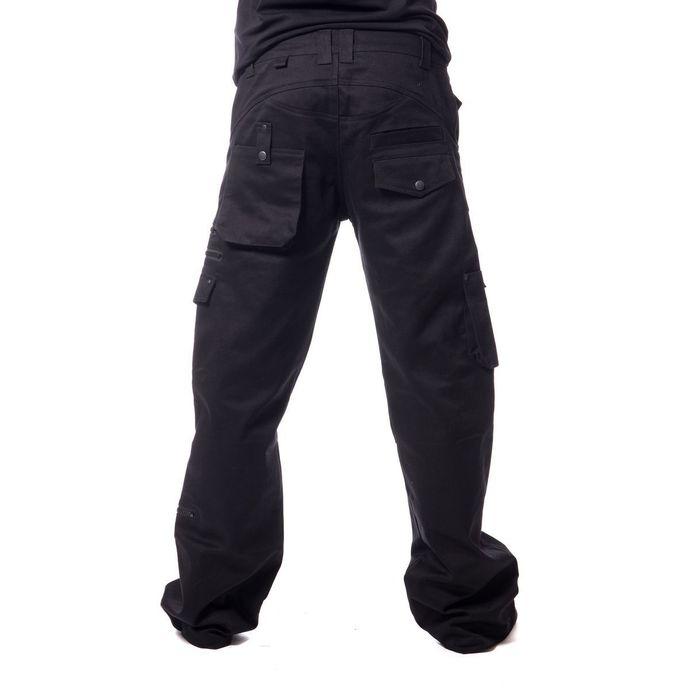 kalhoty pánské Vixxsin - LEON - BLACK