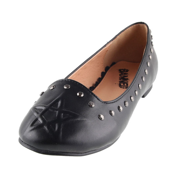 boty dámské (baleríny) BANNED
