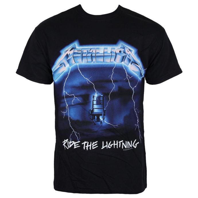 tričko pánské Metallica - Ride The Lightning