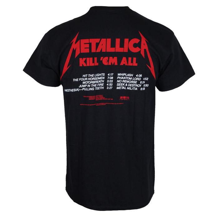 tričko pánské Metallica - Kill 'Em All