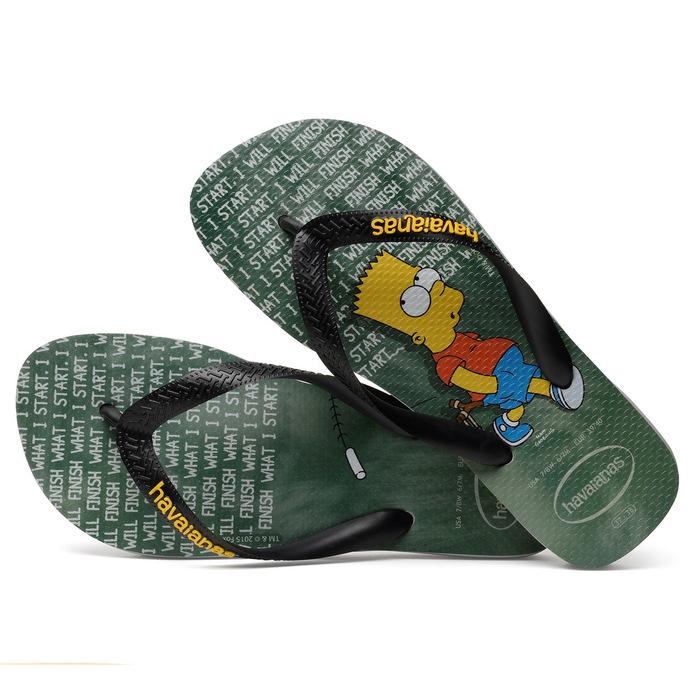 sandály (žabky) HAVAIANAS - SIMPSONS