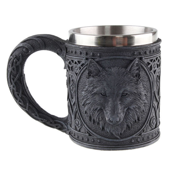 hrnek (korbel) Night Wolf