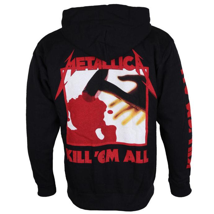 mikina pánská Metallica - Kill 'Em All - Black