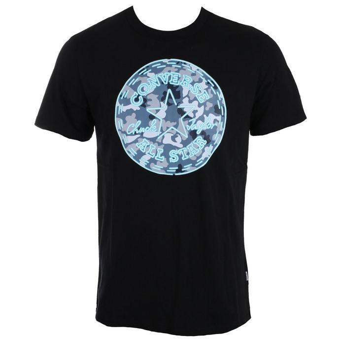 tričko pánské CONVERSE - Neon CP Camo
