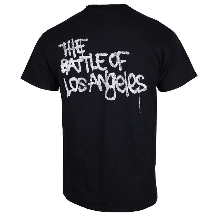 tričko pánské RAGE AGAINST THE MACHINE - BLACK