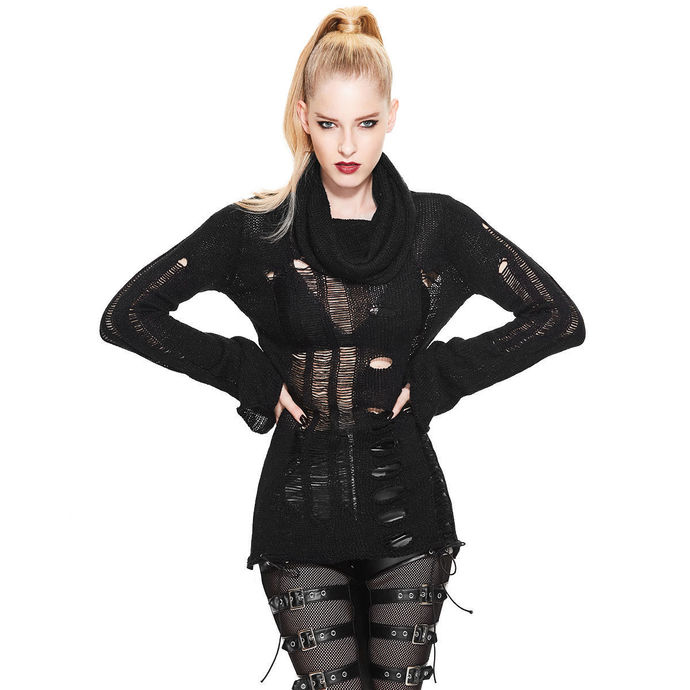 svetr dámský Devil Fashion - Killer