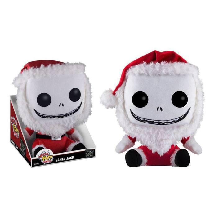 plyšová hračka Nightmare Before Christmas  - Santa