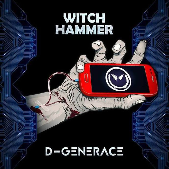 CD Witch Hammer - D-Generace