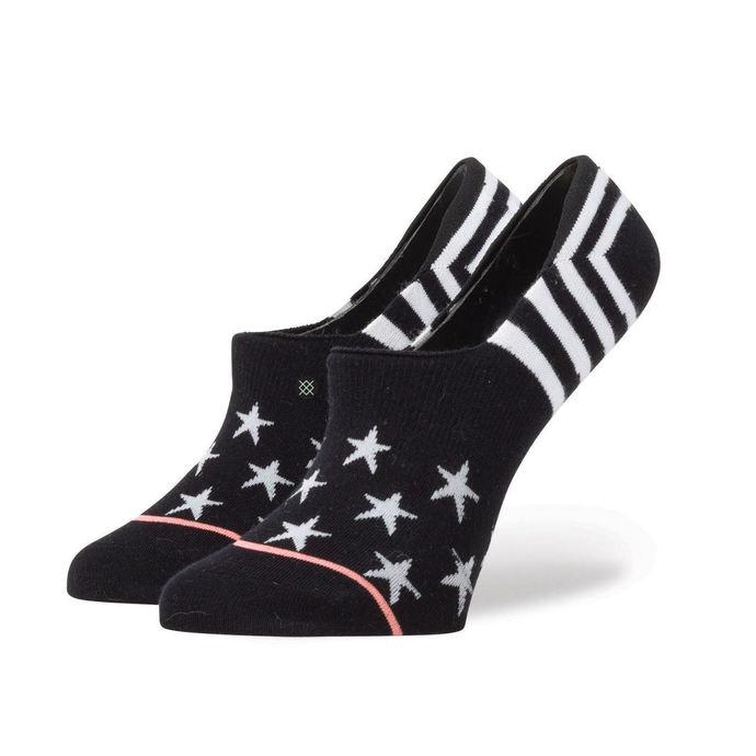 ponožky STANCE HEYOO - 2 BLACK - STANCE