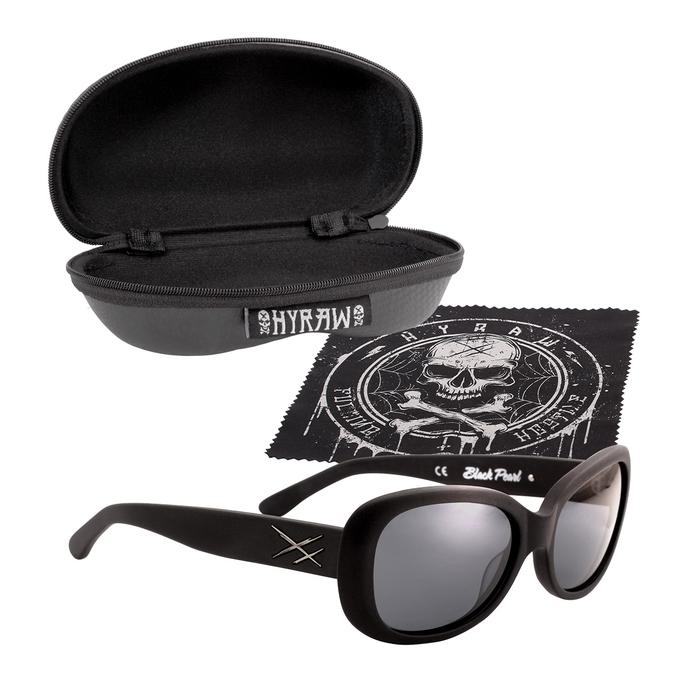 sluneční brýle HYRAW - Black Pearl Mat
