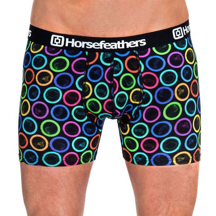 boxerky pánské HORSEFEATHERS - SIDNEY - CONDOMS